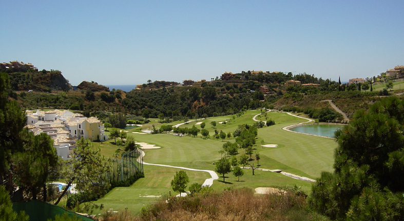 HOLES 2,3 and 4 Los Arqueros Golf and Country Club